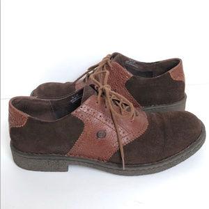 Born Bergman Oxford Men's Shoe Size 10 w/ Box